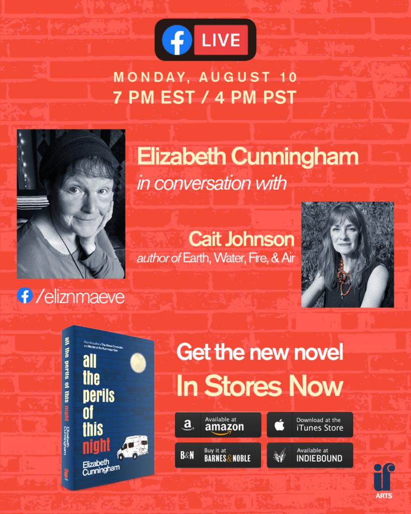 Elizabeth in Conversation with Cait Johnson